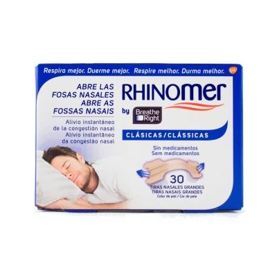 Breathe Right tiras nasales...