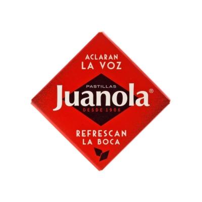 Juanola pastillas regaliz 5,4g