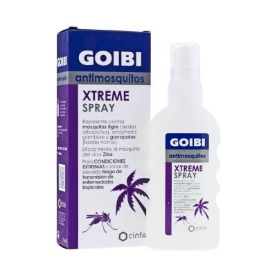 Goibi Xtreme spray...