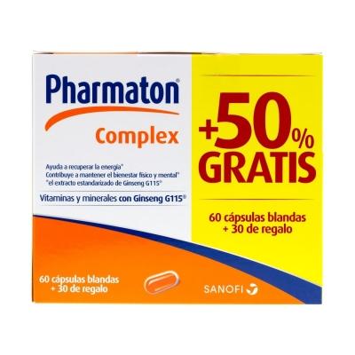 Pharmaton Complex 60cáps +...