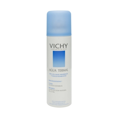 Vichy agua termal...