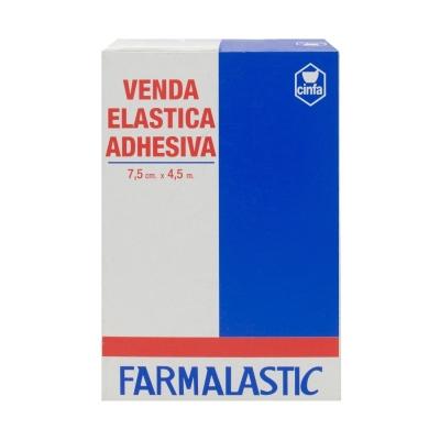 Farmalastic venda elástica...