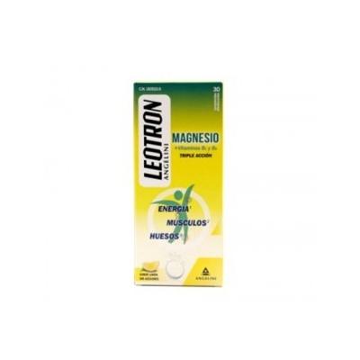 Leotron Magnesio 30 Comp....