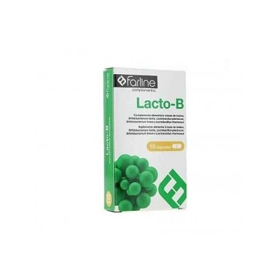 Farline Lacto-B 10 Cáps
