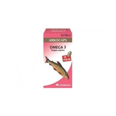 Arkocaps omega 3 100cáps