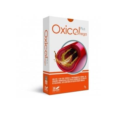 Oxicol Plus Omega 30Cáps
