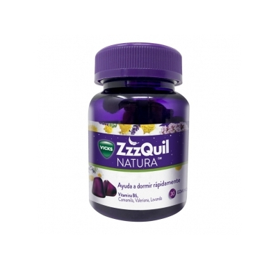 Zzzquil Natura 30 Gominolas