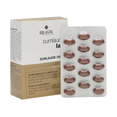 Cumlaude Sunlaude Oral 30cáps