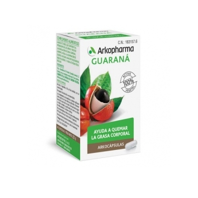 Arkocapsulas Guarana 50 Caps