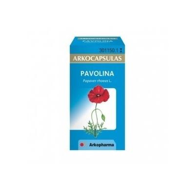 Arkocápsulas Pavolina 48cáps