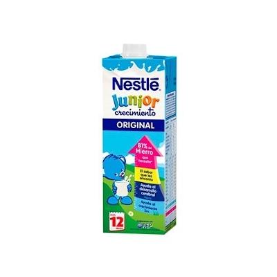 Nestlé Junior Crecimiento...
