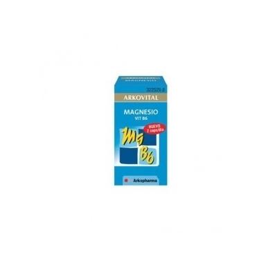 Arkovital magnesio 30cáps