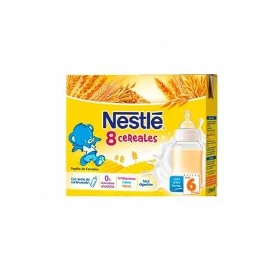 Nestle 8 Cereal Brick Listo...