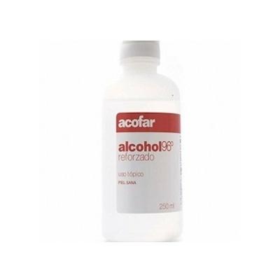 Acofar alcohol etílico 96º...
