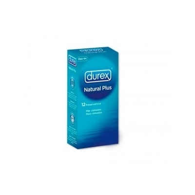 Durex Natural Plus Easy-On...