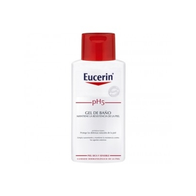 Eucerin® gel de baño pH5 200ml