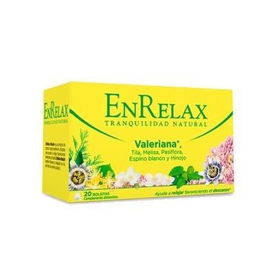 EnRelax Infusión 20 sobres