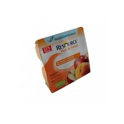 Resource puré meloc-manzana...