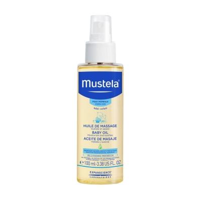 Mustela aceite de masaje 110ml