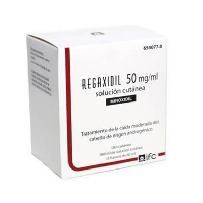 REGAXIDIL 50MG/ML SOLUCIÓN...