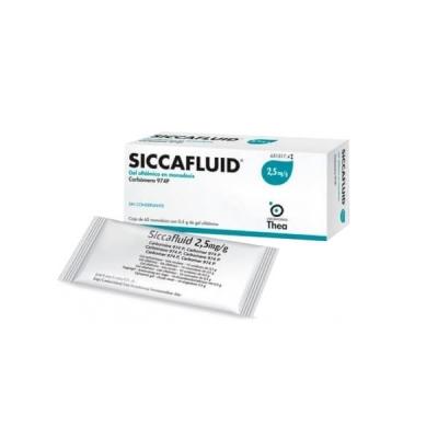 SICCAFLUID 2,5MG/G GEL...